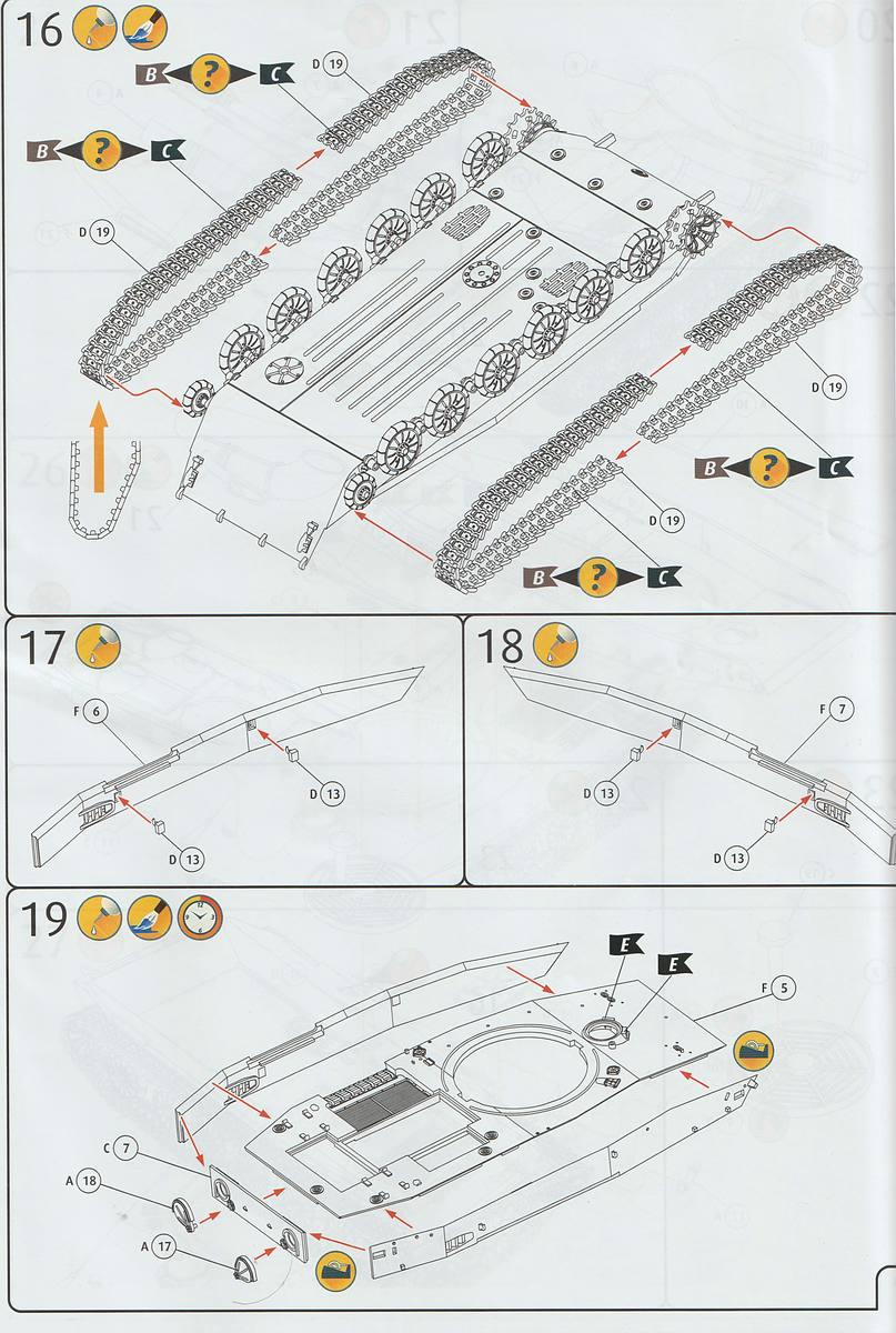 Revell-03314-PT-76B-27 Poseidons Panzer - Revells 1:72er PT-76B #03314