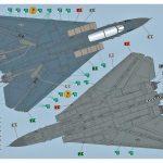 Revell-03865-Mavericks-F-14-TopGun-53-150x150 Maverik's F-14A Tomcat von Revell in 1:48 #