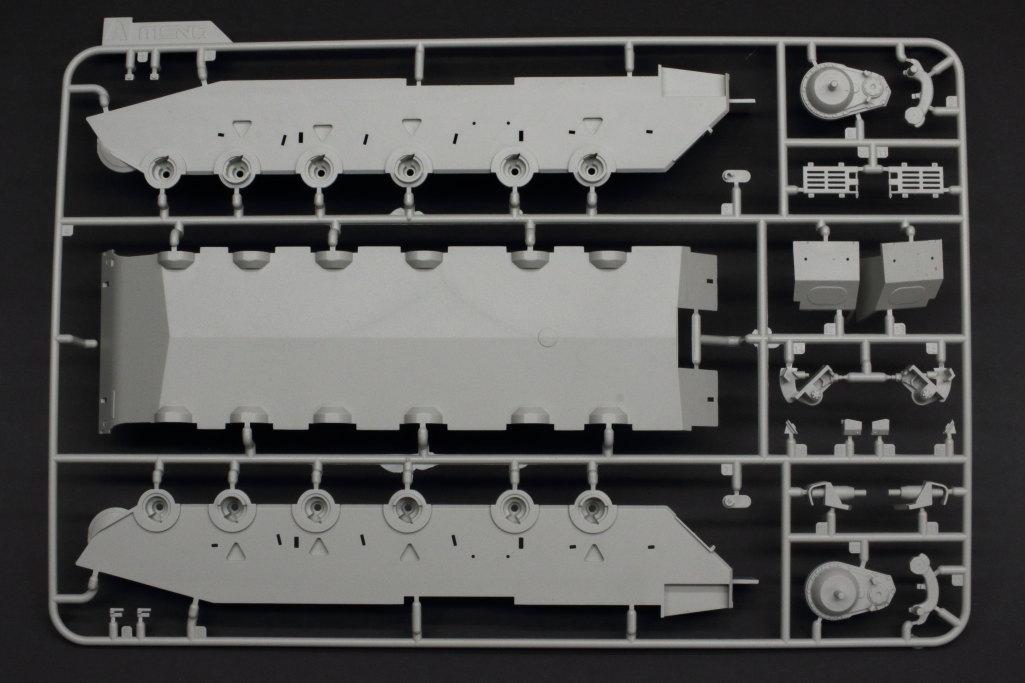 Review_Meng_Merkava_4_015 Merkava Mk.4/4 LIC with NOCHRI-KAL mine roller system - Meng 1/35