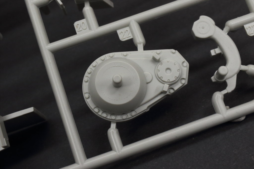 Review_Meng_Merkava_4_016 Merkava Mk.4/4 LIC with NOCHRI-KAL mine roller system - Meng 1/35