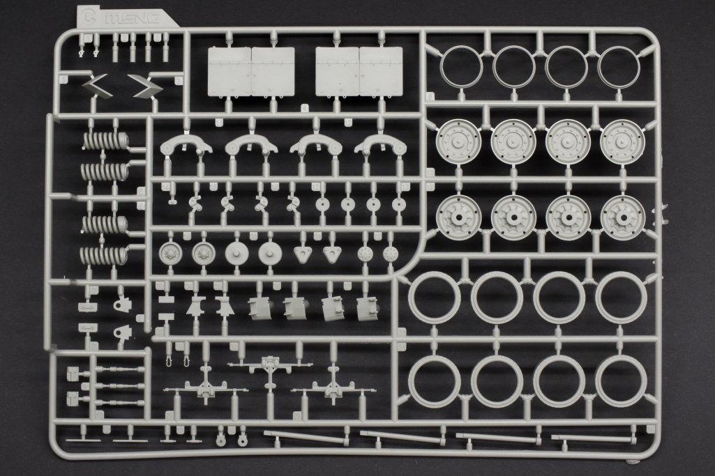 Review_Meng_Merkava_4_018 Merkava Mk.4/4 LIC with NOCHRI-KAL mine roller system - Meng 1/35