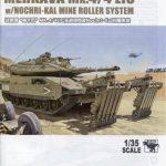 Review_Meng_Merkava_4_064-150x150 Merkava Mk.4/4 LIC with NOCHRI-KAL mine roller system - Meng 1/35