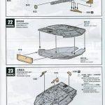 Review_Meng_Merkava_4_075-150x150 Merkava Mk.4/4 LIC with NOCHRI-KAL mine roller system - Meng 1/35