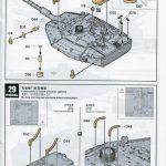 Review_Meng_Merkava_4_078-150x150 Merkava Mk.4/4 LIC with NOCHRI-KAL mine roller system - Meng 1/35