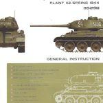 01-150x150 T-34/85 w/D-5T Plant 112 Spring 1944 1:35 Miniart (#35290)