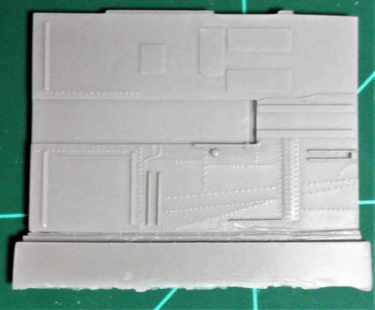 CMK-4416-A-26B-Invader-Cockpit-4 Cockpit für die A-26B Invader in 1:48 von CMK #4416