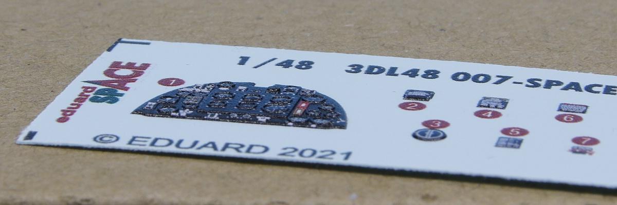 Eduard-3DL48005-Spitfire-Mk.-I-Early-SPACE-4 SPACE und LÖÖK-Sets für Spitfire Mk. I und Mk. II von Eduard #3DL48005