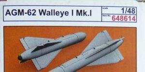 AGM-62 Walleye I Mk.I Lenkbombe von Eduard in 1:48 #648614