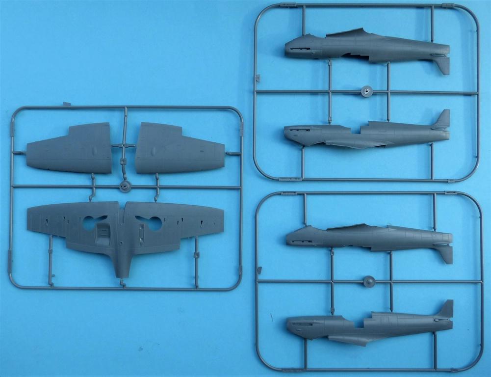 Eduard-82152-Spitfire-Mk.-I-early-ProfiPack-4 Spitfire Mk. I early als Profi-Pack von Eduard in 1:48 #82152