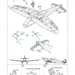 Eduard-82152-Spitfire-Mk.-I-early-ProfiPack-43-150x150 Spitfire Mk. I early als Profi-Pack von Eduard in 1:48 #82152