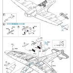 Eduard-82153-Spitfire-MK.IIa-PROFIPACK-13-150x150 Spitfire Mk. IIa in 1:48 als ProfiPack von Eduard #82153
