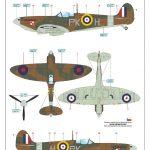 Eduard-82153-Spitfire-MK.IIa-PROFIPACK-20-150x150 Spitfire Mk. IIa in 1:48 als ProfiPack von Eduard #82153