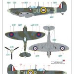 Eduard-82153-Spitfire-MK.IIa-PROFIPACK-22-150x150 Spitfire Mk. IIa in 1:48 als ProfiPack von Eduard #82153