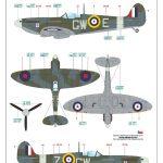 Eduard-82153-Spitfire-MK.IIa-PROFIPACK-23-150x150 Spitfire Mk. IIa in 1:48 als ProfiPack von Eduard #82153