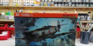 Werkstattbericht: Bf 109 E-1 in 1:32 von Eduard