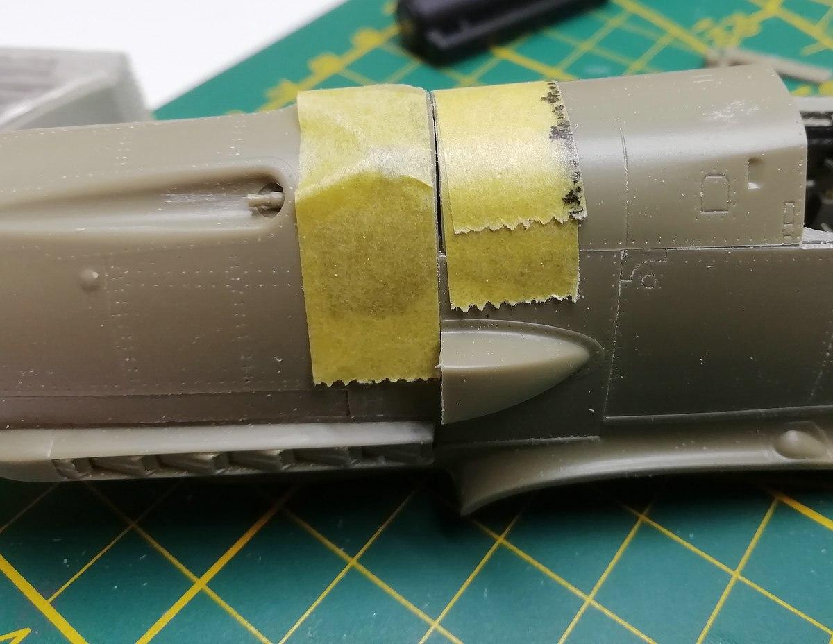Eduard-Bf-109-E-1-Baubericht-13 Werkstattbericht: Bf 109 E-1 in 1:32 von Eduard