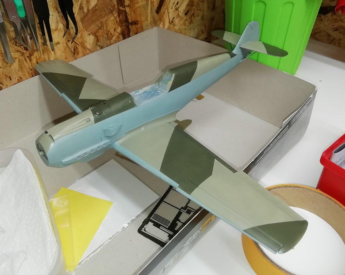 Eduard-Bf-109-E-1-Baubericht-22 Werkstattbericht: Bf 109 E-1 in 1:32 von Eduard