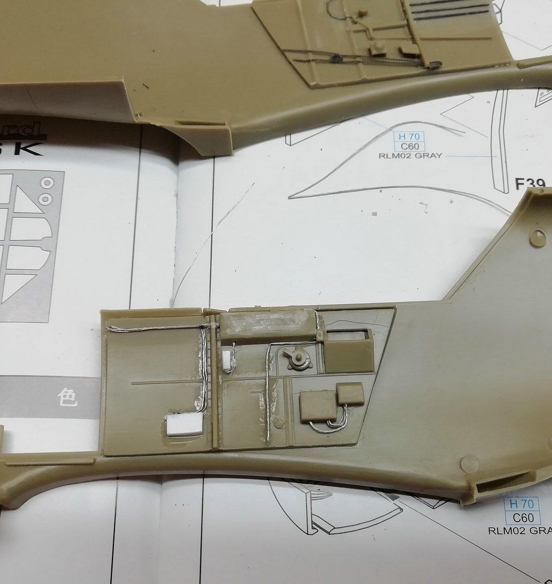 Eduard-Bf-109-E-1-Baubericht-4-rotated Werkstattbericht: Bf 109 E-1 in 1:32 von Eduard