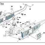 Heller-80367-AS-332-M1-Super-Puma-16-150x150 Aérospatiale AS 332 Super Puma in 1:72 von Heller # 80367