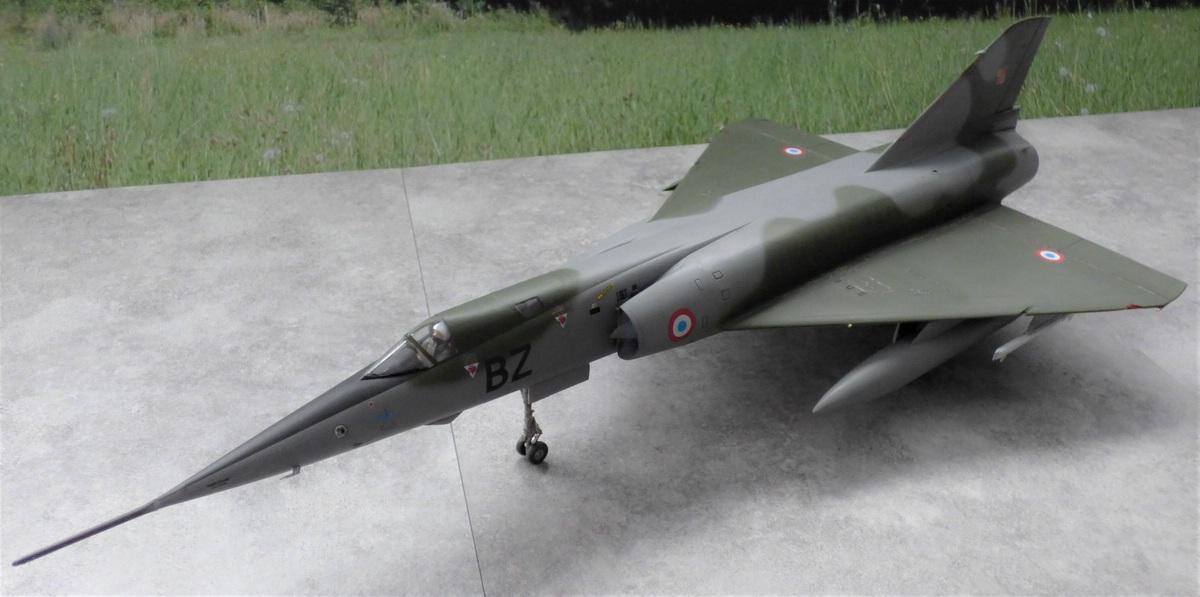 Heller-Mirage-IV-1zu48-Werkstattbericht-1 Werkstattbericht: Mirage IV in 1:48 von Heller