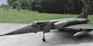 Werkstattbericht: Mirage IV in 1:48 von Heller