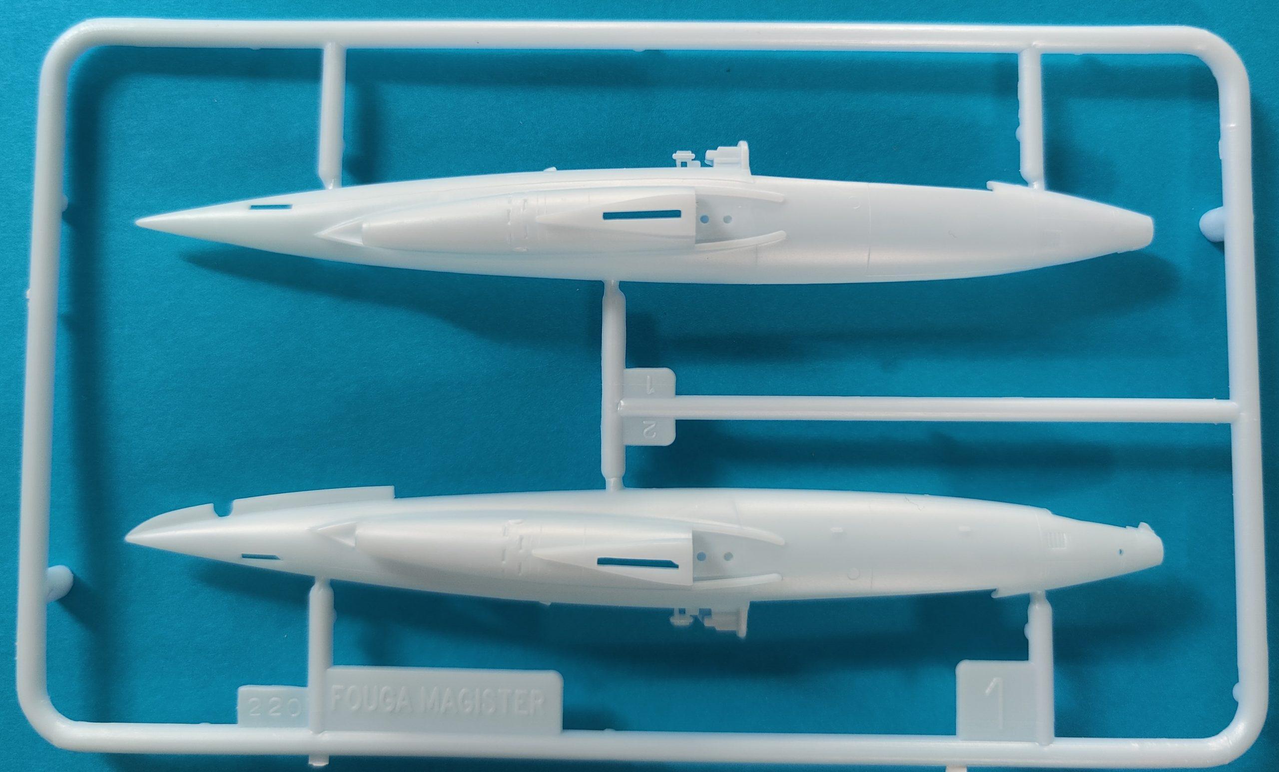 Heller_magister004-scaled Heller Fouga Magister CM 170 in 1:72