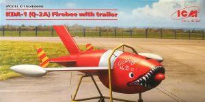 KDA-1 / Q-2A Firebee in 1:48 von ICM #48400