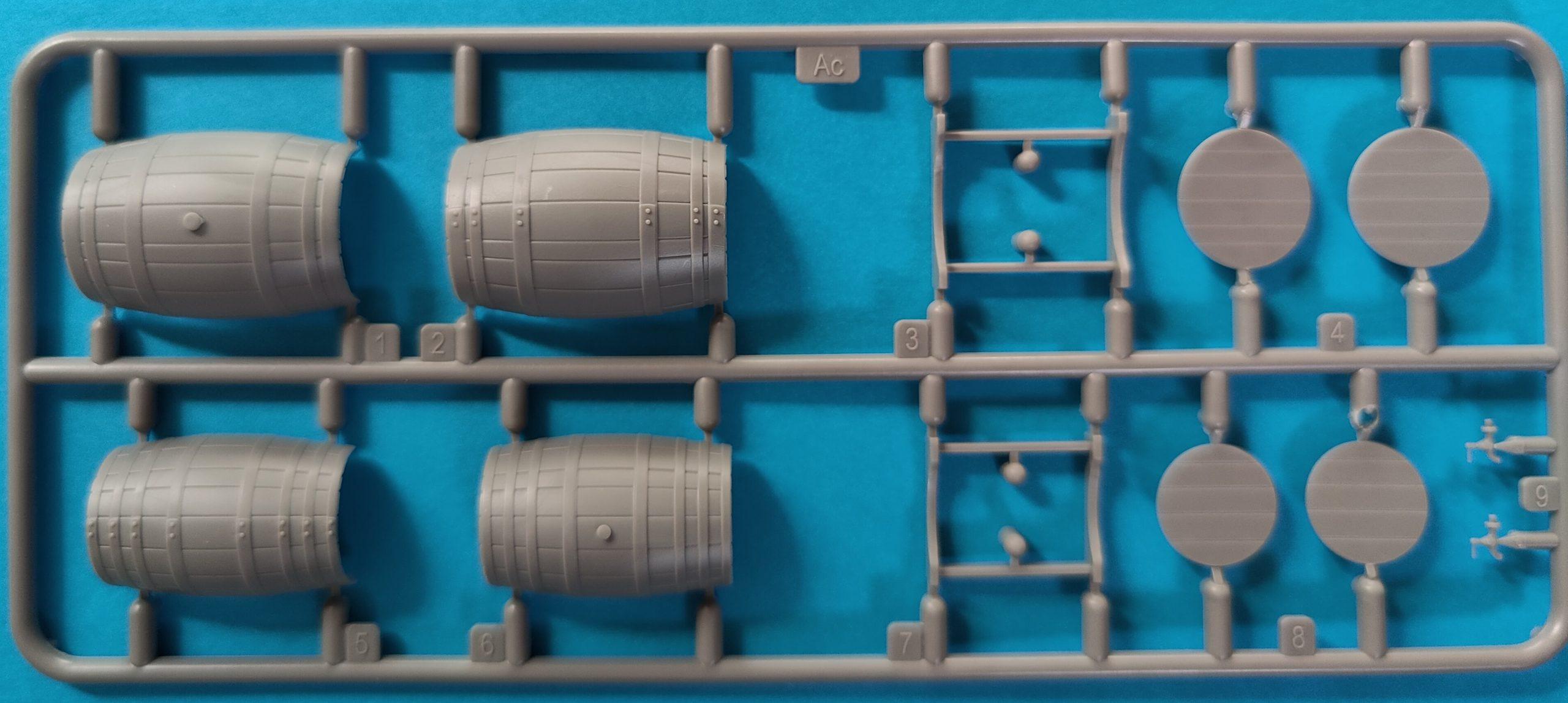 ICM_fass2003-scaled Holzfässer (Wooden Barrels) von Miniart in 1:35