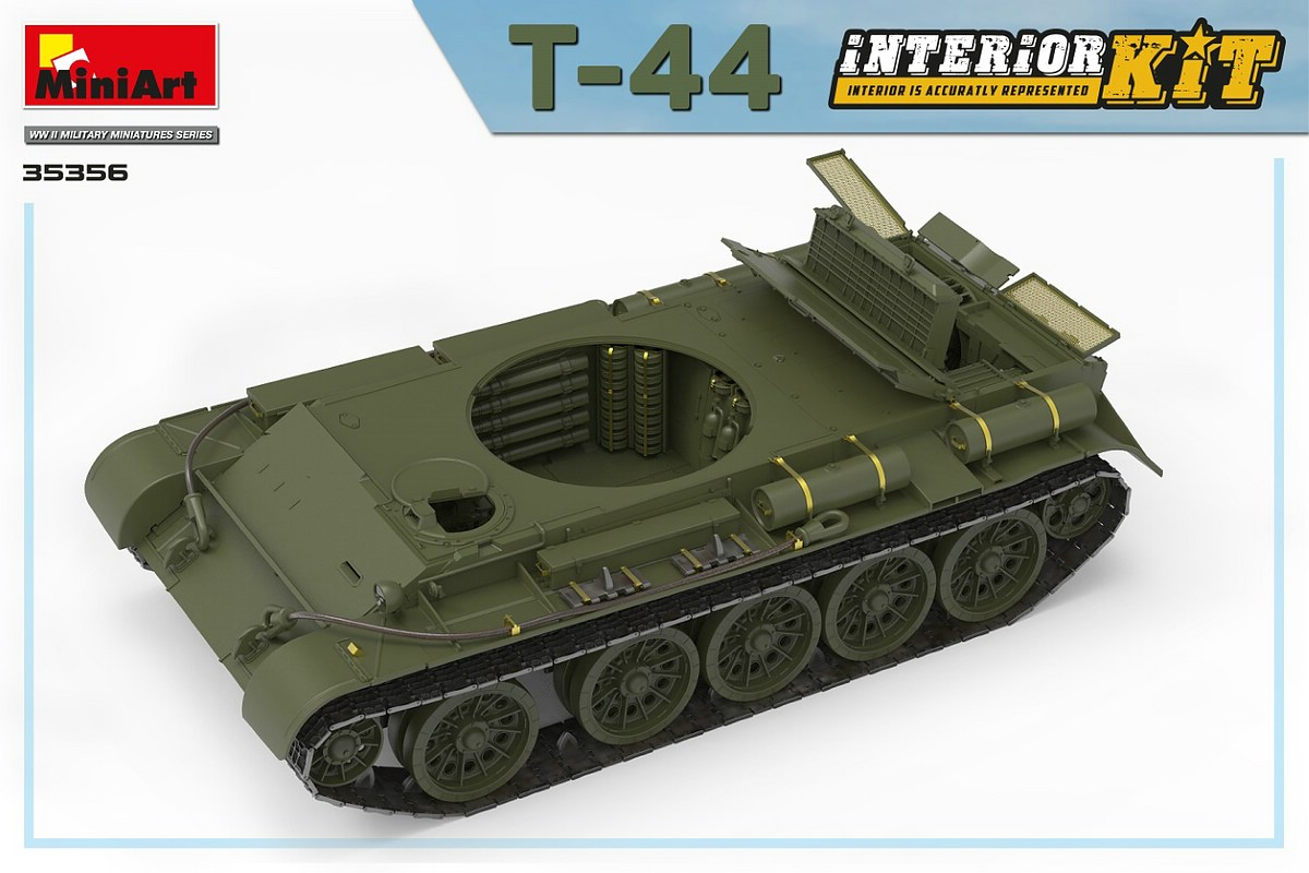 MiniArt-35356-T-44-Interior-Kit-14 Vorschau: T-44 INTERIOR KIT von MiniArt in 1:35 # 35356