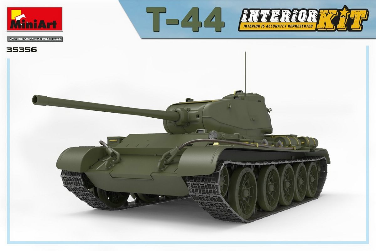 MiniArt-35356-T-44-Interior-Kit-4 Vorschau: T-44 INTERIOR KIT von MiniArt in 1:35 # 35356