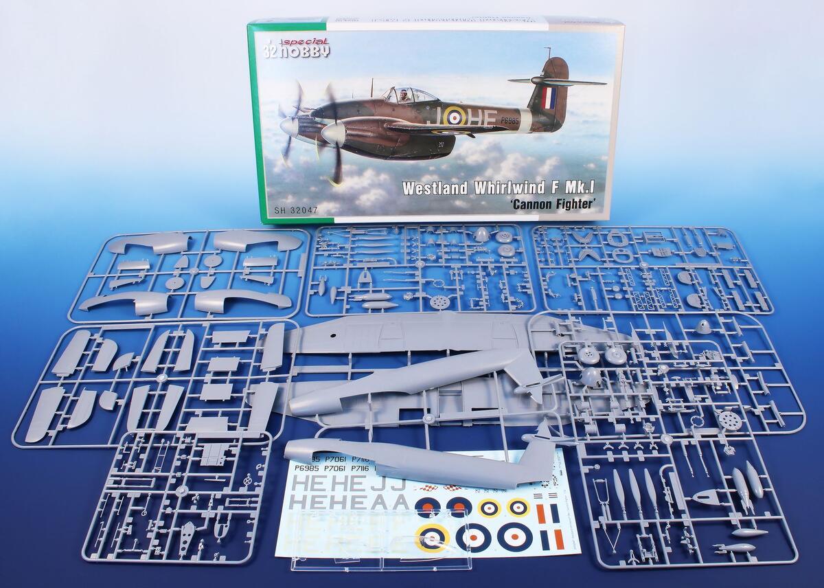 Special-Hobby-SH-32047-Westland-Whirlwind-F-Mk.-I-Preview-18 Westland Whirlwind F.Mk.I in 1:32 von Special Hobby # SH 32047