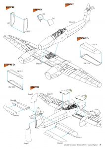 Special-Hobby-SH-32047-Westland-Whirlwind-F.Mk_.I-Bauanleitung-9-212x300 Special Hobby SH 32047 Westland Whirlwind F.Mk.I Bauanleitung (9)