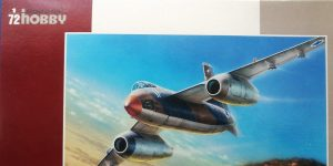 Vautour II A IDF Attack Bomber in 1:72 Special Hobby # 72096