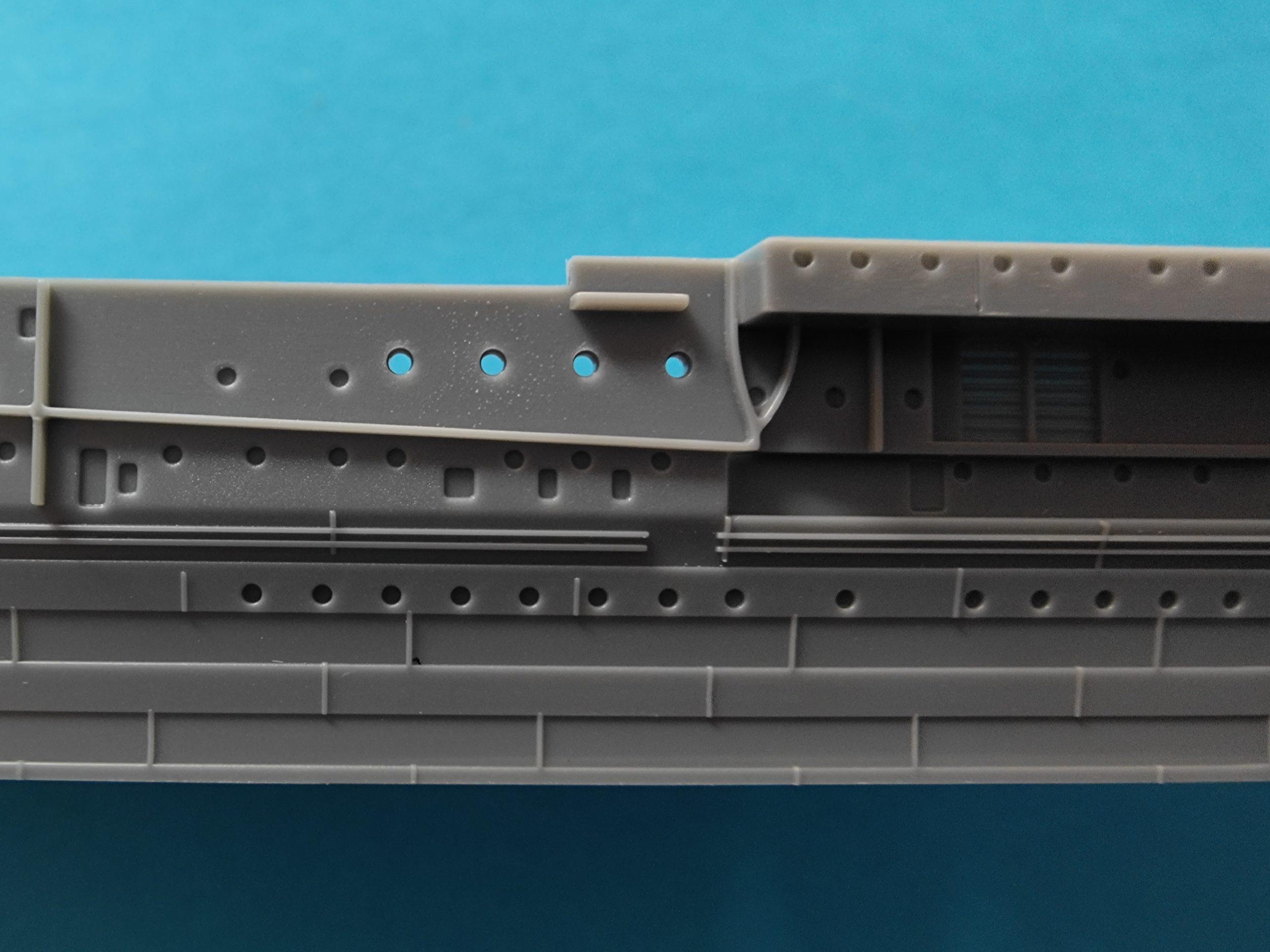 meng_enterprise013-scaled U.S. Navy aircraft carrier Enterprise (CV-6) in 1:700 von Meng