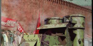 Austin Armoured Car 3rd Series (czecheslovak, russian Soviet Service) von Miniart in 1:35