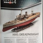revell_dreadnaught002-150x150 HMS Dreadnaught in 1:350 von Revell