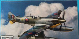 Spitfire MK IXb Floatplane in 1:72 von Bregun