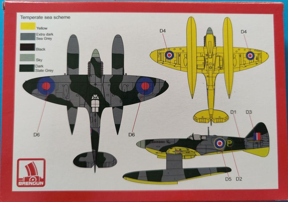 Bregun_spitfire_ixb_floatplane003 Spitfire MK IXb Floatplane in 1:72 von Bregun