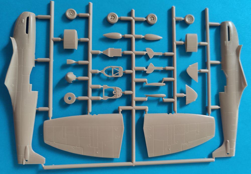 Bregun_spitfire_ixb_floatplane004 Spitfire MK IXb Floatplane in 1:72 von Bregun