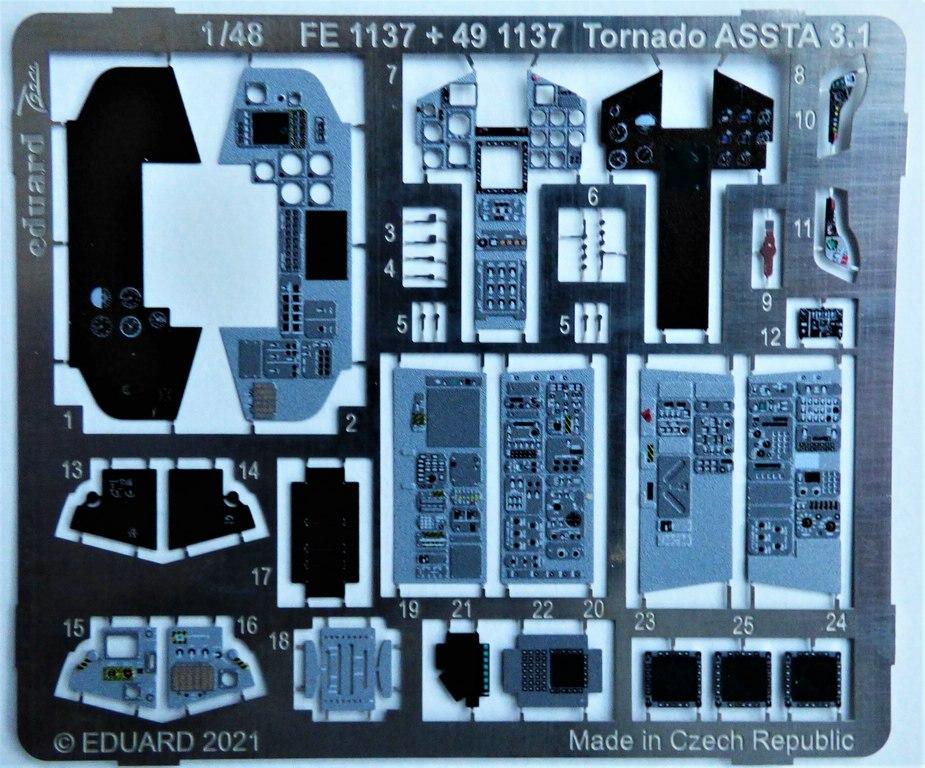 Eduard-491137-fuer-Tornado-ASSTA-3 Eduard Detailsets für die 1:48er Tornado ASSTA