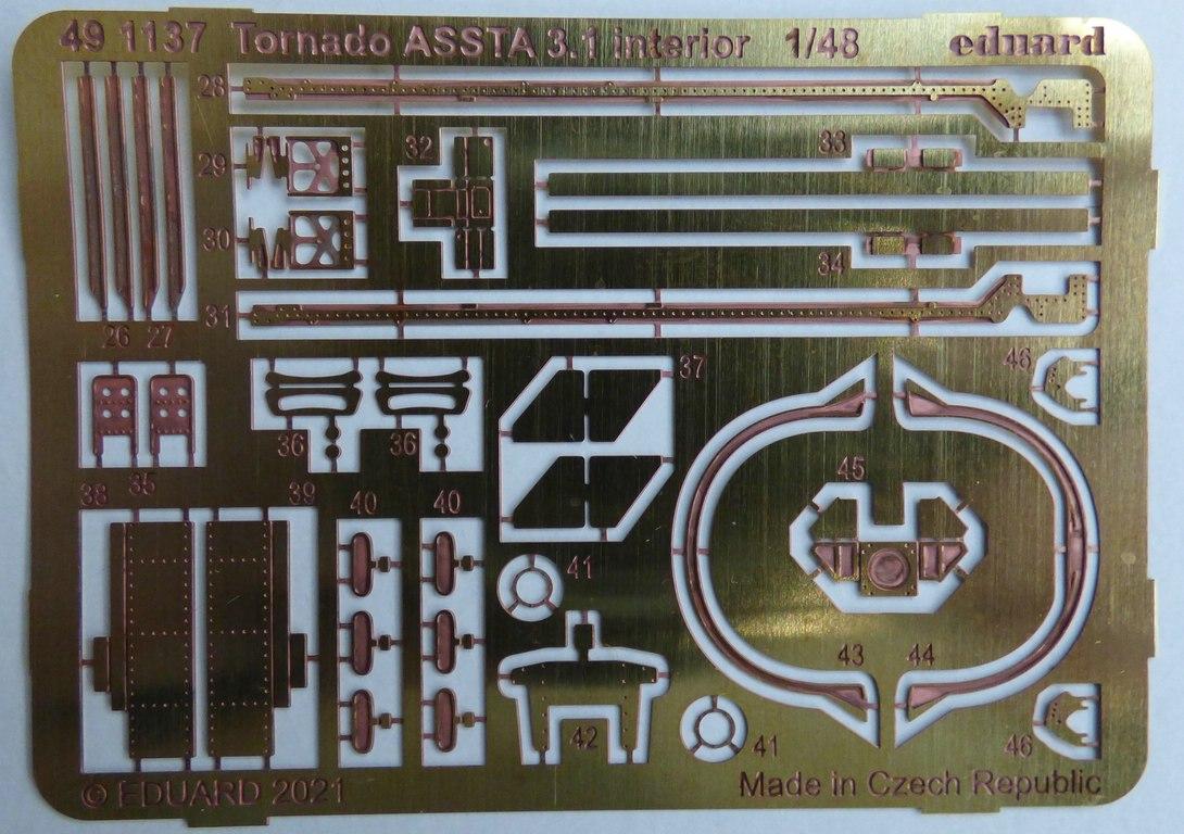 Eduard-491137-fuer-Tornado-ASSTA-7 Eduard Detailsets für die 1:48er Tornado ASSTA