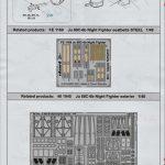 Eduard-491168-und-EX767-fuer-Ju-88-ICM-11-150x150 Ätzteile und Masken für die ICM-Ju88C6b als Nachtjäger von Eduard in 1:48 #491168 und EX767