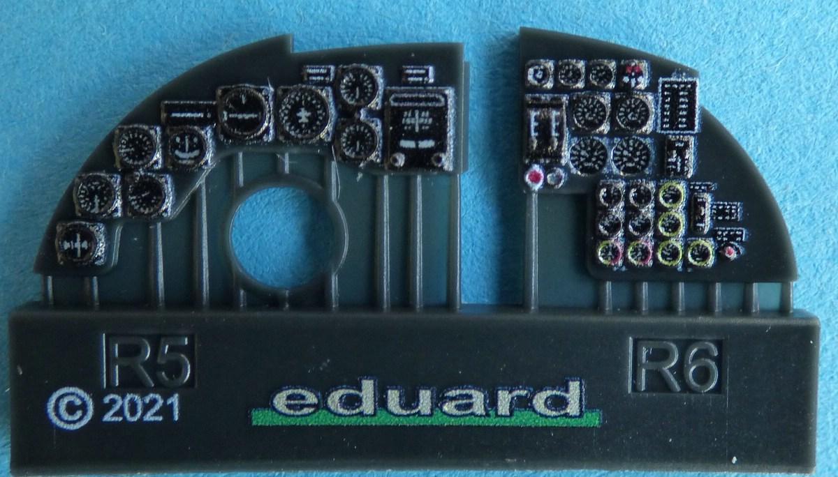 Eduard-648608-648609-644082-fuer-ICM-Do-17Z-25 Detaillierungsset von Eduard für die Dornier Do 17Z in 1:48 #648608, #648609, #644082