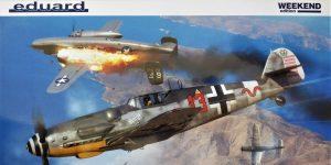 Bf 109G-6 in neuer Weekend-Edition von Eduard in 1:48 #84173