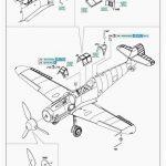 Eduard-84173-Bf-109-G-6-WEEKEND-14-150x150 Bf 109G-6 in neuer Weekend-Edition von Eduard in 1:48 #84173