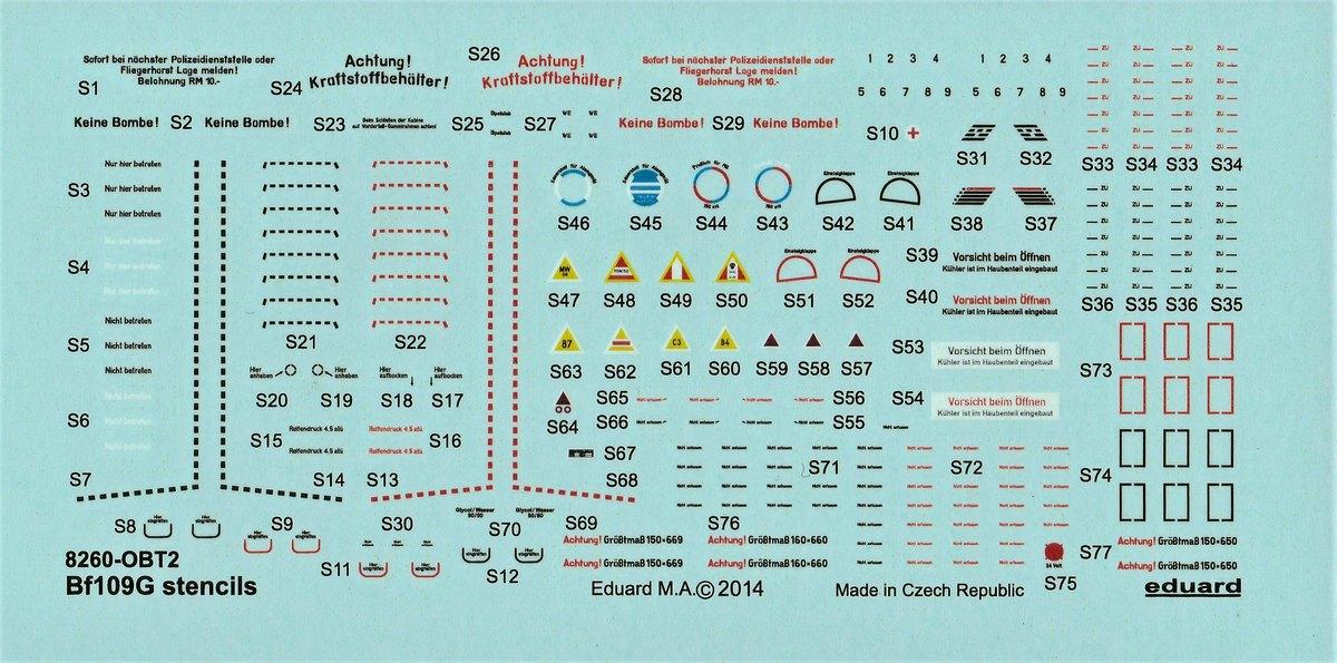 Eduard-84173-Bf-109-G-6-WEEKEND-5 Bf 109G-6 in neuer Weekend-Edition von Eduard in 1:48 #84173