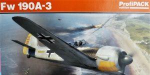 Gebaut: Focke-Wulf FW 190A-3 in 1:48 von Eduard