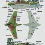 GasPatch-48236-Me163-Komet-43-150x150 Messerschmitt Me 163B Komet in 1:48 von GasPatch