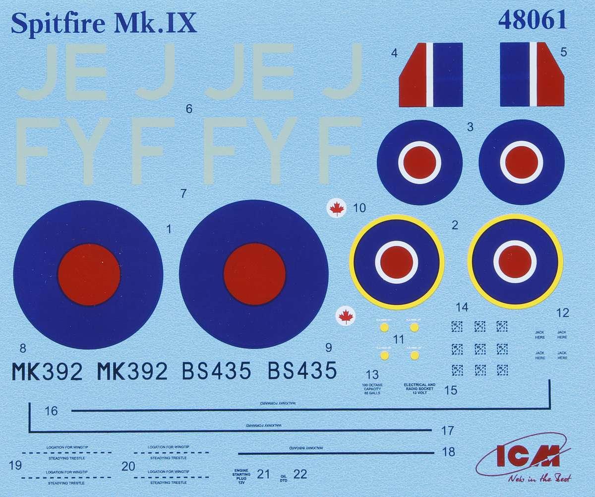 ICM-DS-4802-RAF-Airfield-WW-II-30 RAF Airfield WW II in 1:48 von ICM #DS 4802