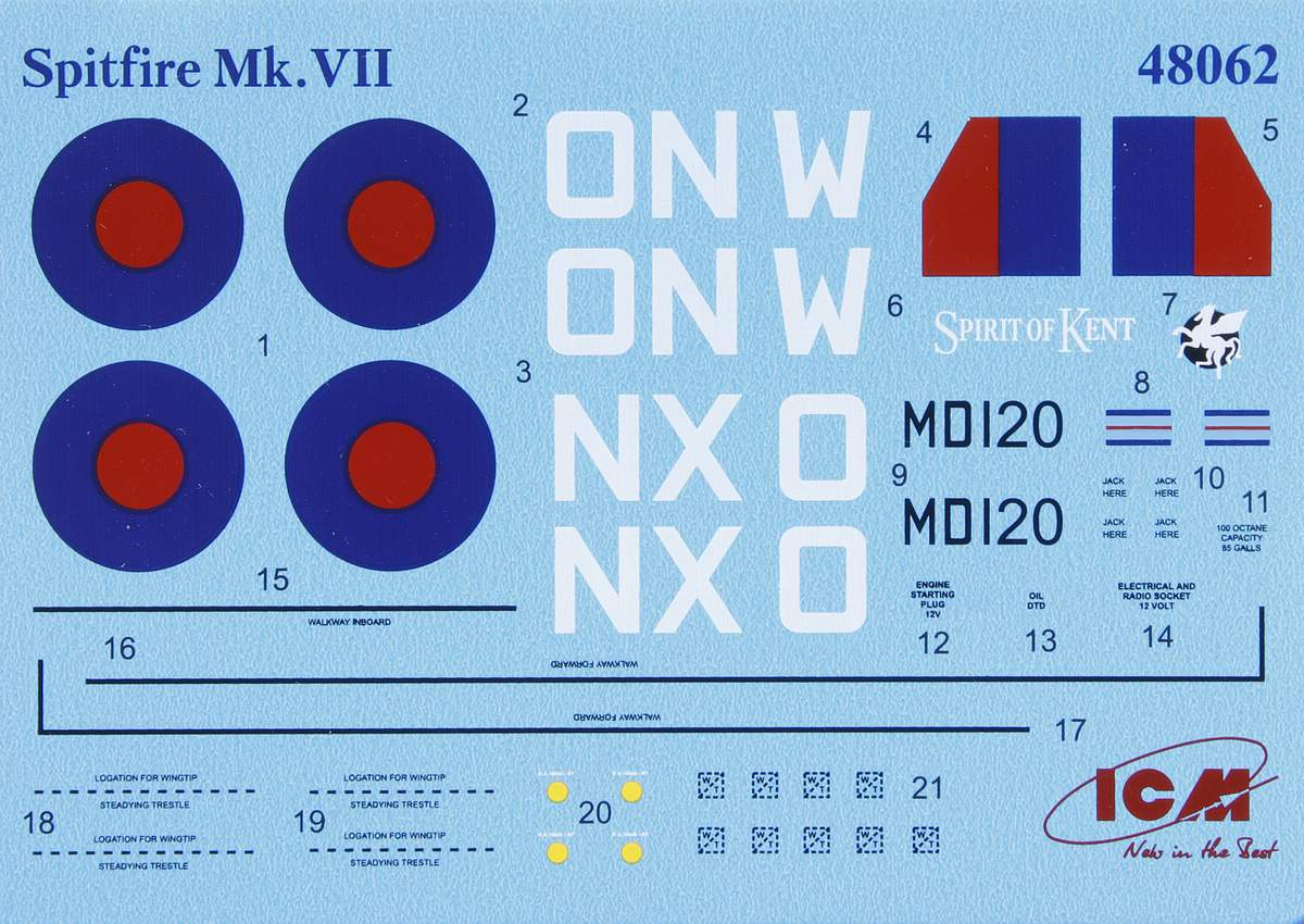 ICM-DS-4802-RAF-Airfield-WW-II-31 RAF Airfield WW II in 1:48 von ICM #DS 4802